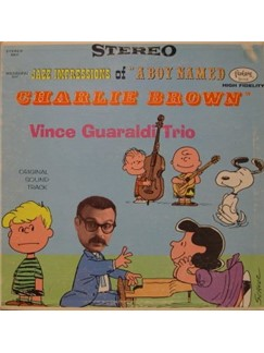 Vince Guaraldi: Blue Charlie Brown Digital Sheet Music | Ukulele