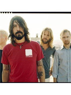 Foo Fighters: Outside Digital Sheet Music | Guitar Tab