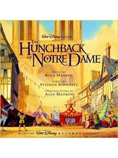 Alan Menken: Someday (Esmeralda's Prayer) Digital Sheet Music | Clarinet