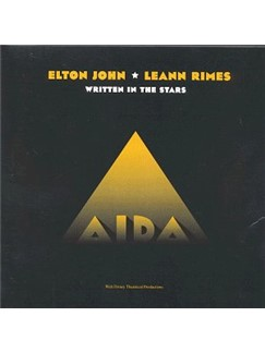 Elton John & LeAnn Rimes: Written In The Stars Digital Sheet Music   Tenor Saxophone