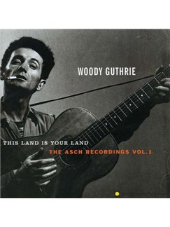 Woody Guthrie: This Land Is Your Land Digital Sheet Music | Clarinet