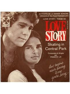 Francis Lai: Love Story Digital Sheet Music | Viola