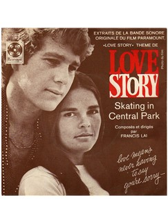 Francis Lai: Love Story Digital Sheet Music | Cello
