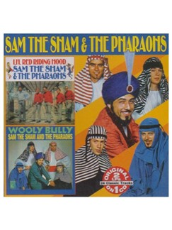 Sam The Sham & The Pharaohs: Wooly Bully Digital Sheet Music | Cello