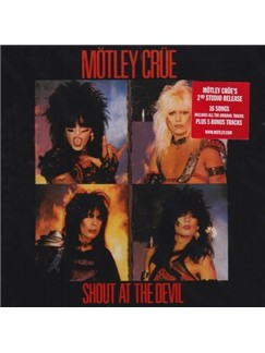 Motley Crue: Shout At The Devil Digital Sheet Music   Guitar Tab Play-Along