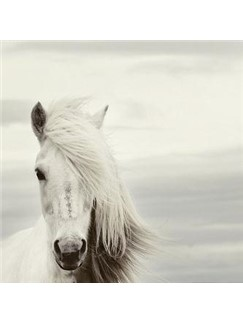 Chilean Folksong: Mi Caballo Blanco (My White Horse) Digital Sheet Music | Piano & Vocal