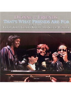 Dionne & Friends: That's What Friends Are For Digital Sheet Music | Piano