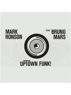 Mark Ronson: Uptown Funk (feat. Bruno Mars) (arr. Mark Brymer) Digital Sheet Music | 2-Part Choir