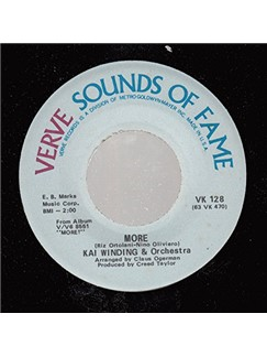 Kai Winding: More (Ti Guardero Nel Cuore) Digital Sheet Music | Easy Guitar