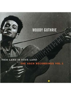 Woody Guthrie: This Land Is Your Land Digital Sheet Music | Easy Guitar