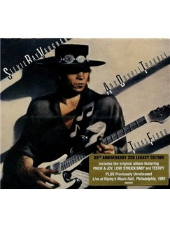 Stevie Ray Vaughan: Love Struck Baby Digital Sheet Music | DRMTRN
