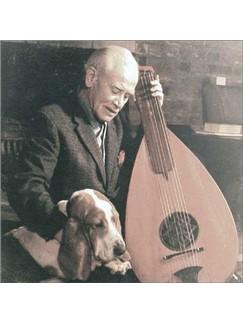 John Jacob Niles: The Rovin' Gambler Digital Sheet Music | Piano & Vocal