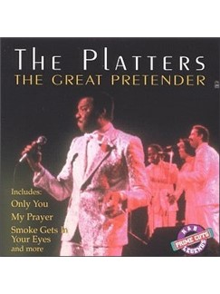 The Platters: The Great Pretender Digital Sheet Music | Easy Piano