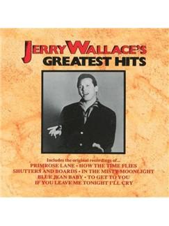Jerry Wallace: Primrose Lane Digital Sheet Music | Easy Piano