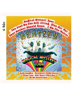 The Beatles: Magical Mystery Tour Digital Sheet Music | Alto Saxophone