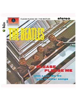 The Beatles: Please Please Me Digital Sheet Music | Alto Saxophone