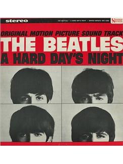 The Beatles: A Hard Day's Night Digital Sheet Music | Violin