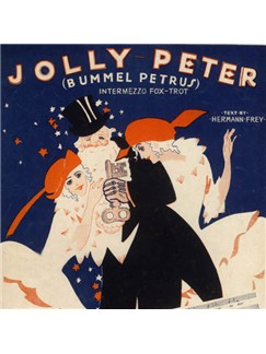 John A. Bassett: Jolly Peter Digital Sheet Music | Piano, Vocal & Guitar (Right-Hand Melody)