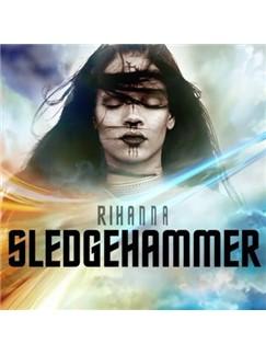 Rihanna: Sledgehammer Digital Sheet Music   Piano, Vocal & Guitar (Right-Hand Melody)