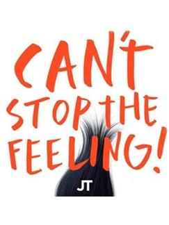 Justin Timberlake: Can't Stop The Feeling Digital Sheet Music | Easy Piano