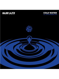 Major Lazer featuring Justin Bieber and MO: Cold Water Digital Sheet Music | Piano, Vocal & Guitar (Right-Hand Melody)