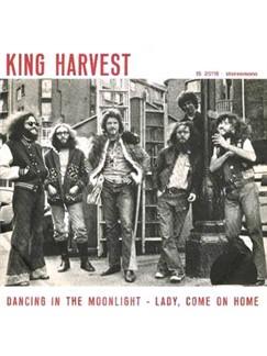 King Harvest: Dancin' In The Moonlight Digital Sheet Music | Ukulele