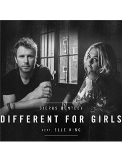 Dierks Bentley feat. Elle King: Different For Girls Digital Sheet Music | Piano, Vocal & Guitar (Right-Hand Melody)