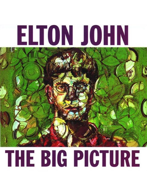 Elton John: Something About The Way You Look Tonight - Melody Line ...