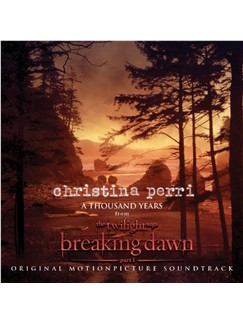 Christina Perri: A Thousand Years Digital Sheet Music | Melody Line, Lyrics & Chords