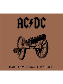 AC/DC: For Those About To Rock (We Salute You) Digital Sheet Music | Easy Guitar Tab