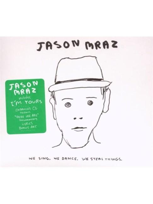Jason Mraz: I\'m Yours - Melody Line, Lyrics & Chords Digital Sheet ...