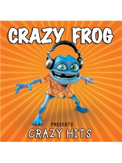 Crazy Frog: Axel F Digital Sheet Music | Clarinet