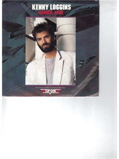 Kenny Loggins: Danger Zone Digital Sheet Music | Clarinet