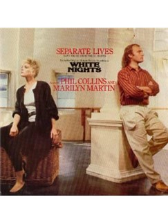 Phil Collins & Marilyn Martin: Separate Lives Digital Sheet Music | Clarinet