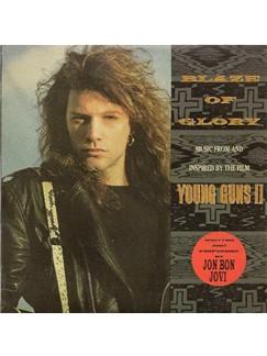 Jon Bon Jovi: Blaze Of Glory Digital Sheet Music   Cello
