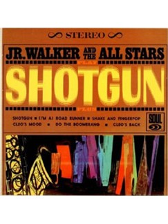 Junior Walker & the All-Stars: Shotgun Digital Sheet Music | Easy Piano