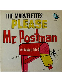 The Marvelettes: Please Mr. Postman Digital Sheet Music | Easy Piano