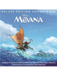 Lin-Manuel Miranda: How Far I'll Go (from Moana) Digital Sheet Music | Piano, Vocal & Guitar (Right-Hand Melody)