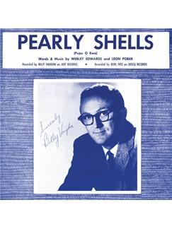 Don Ho: Pearly Shells (Pupu O Ewa) Digital Sheet Music | Piano, Vocal & Guitar (Right-Hand Melody)