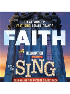 Stevie Wonder: Faith (feat. Ariana Grande) Digital Sheet Music | Piano, Vocal & Guitar (Right-Hand Melody)