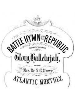 William Steffe: Battle Hymn Of The Republic Digital Sheet Music | Super Easy Piano