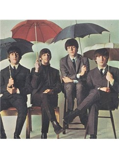 The Beatles: Rain Digital Sheet Music | Melody Line, Lyrics & Chords