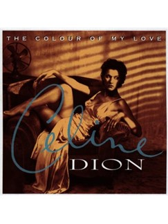 Celine Dion: The Colour Of My Love Digital Sheet Music | Melody Line, Lyrics & Chords