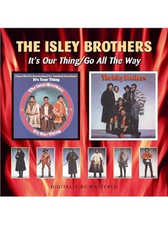 The Isley Brothers: It's Your Thing Digital Sheet Music | Drums Transcription