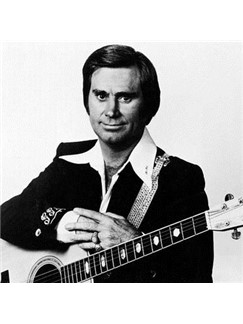George Jones: A Good Year For The Roses Digital Sheet Music | Melody Line, Lyrics & Chords