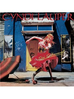 Cyndi Lauper: Girls Just Want To Have Fun Digital Sheet Music | Melody Line, Lyrics & Chords