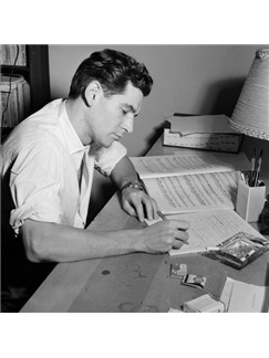 Leonard Bernstein: There Is A Garden Digital Sheet Music | Piano & Vocal