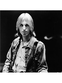 Tom Petty: Something In The Air Digital Sheet Music | Lyrics & Chords (with Chord Boxes)