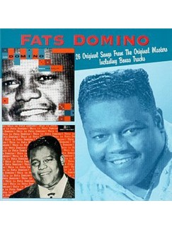 Fats Domino: Blueberry Hill Digital Sheet Music | Melody Line, Lyrics & Chords
