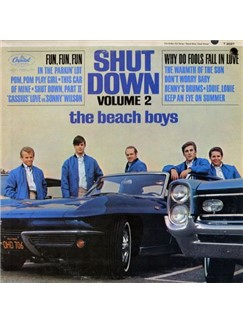 The Beach Boys: Don't Worry Baby Digital Sheet Music | Melody Line, Lyrics & Chords